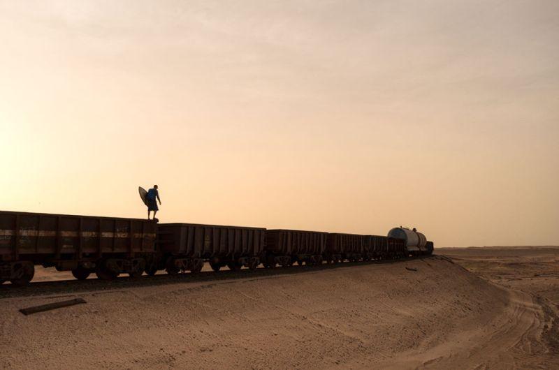Sahara Railway: el ferrocarril con el trayecto más extremo del mundo - sahara-railway-portada