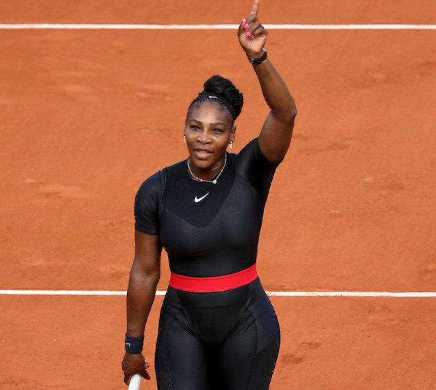 Serena Williams y Nike transforman las reglas del juego - Serena Williams Portada