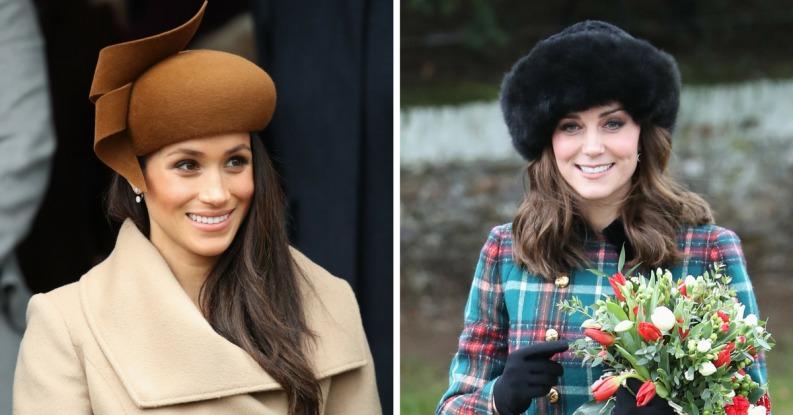 Similitudes entre Meghan Markle y Kate Middleton - Similitudes entre Kate Middleton y Meghan Markle. Estilo de las duquesas