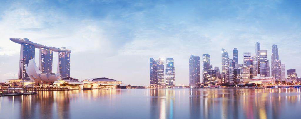 Guía para visitar Singapur - Singapur Portada