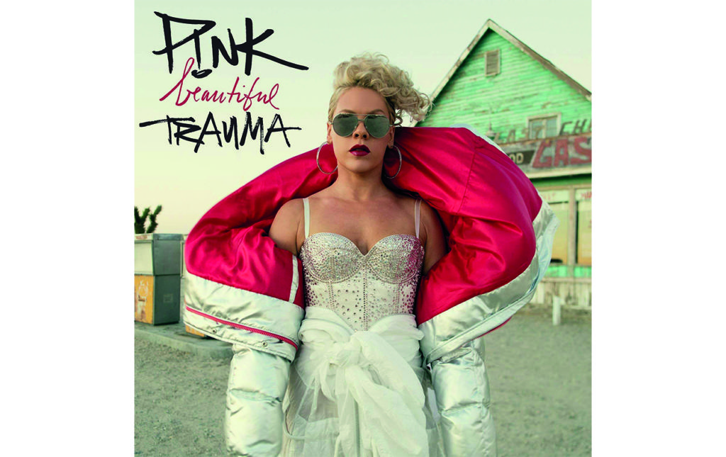 Trending now - SPOTIFY - Beautiful Trauma - P!nk