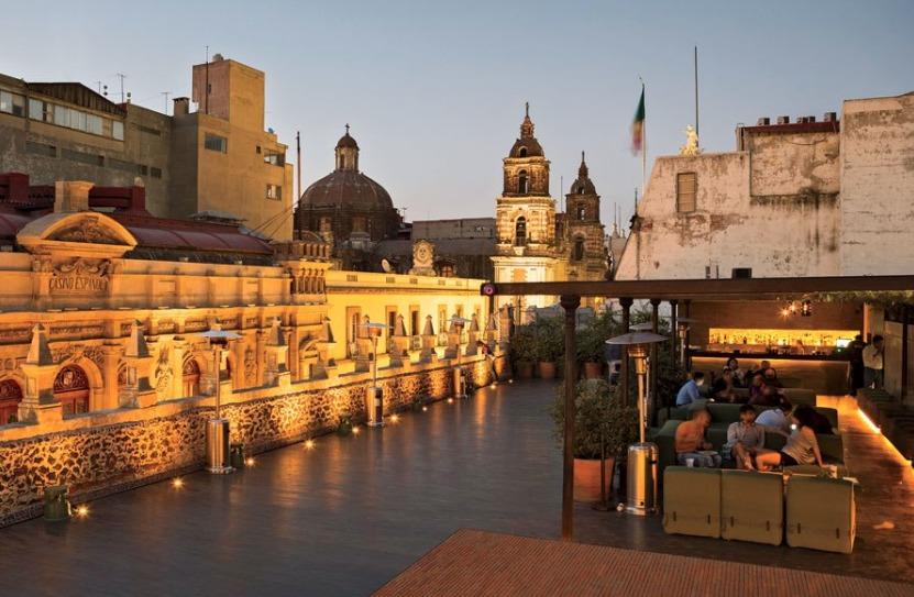 Las 10 terrazas más increíbles de la CDMX - Terrazas_Downtown