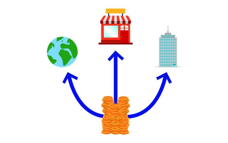 Tips para invertir tu dinero - tip-7-inversion-la-diversificacion-es-clave