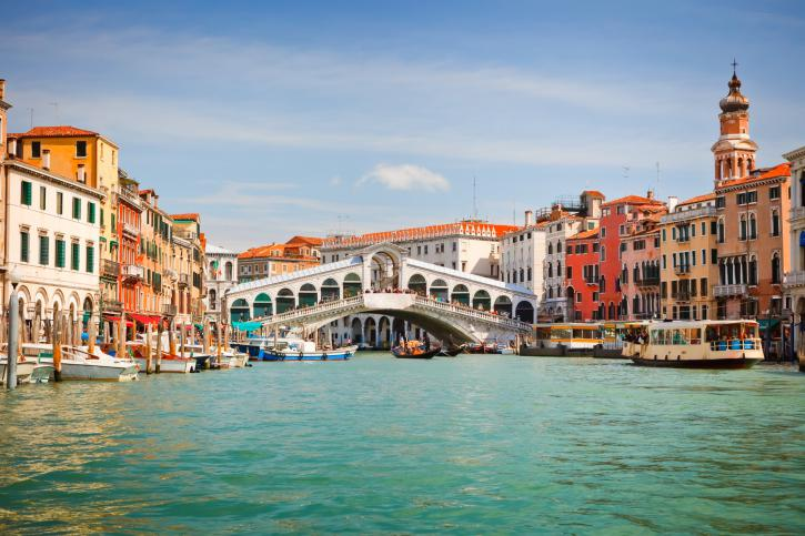 10 fun facts de distintos lugares del mundo - venecia-fun-facts-de-ciudades-en-el-mundo