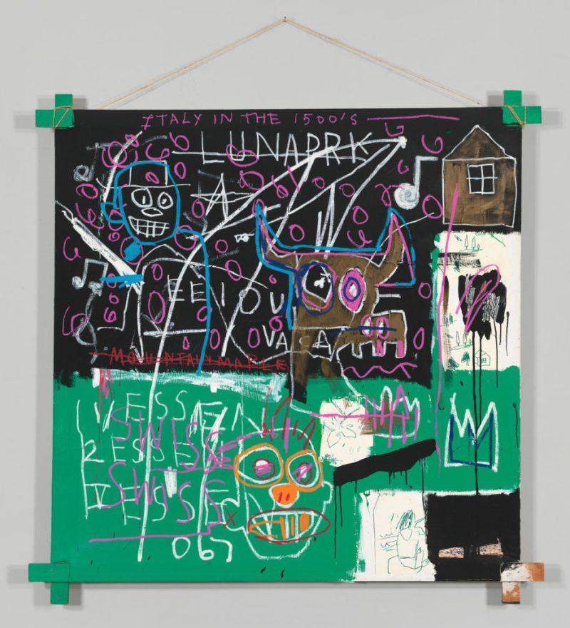 10 cosas que probablemente no sabías sobre Jean-Michel Basquiat - 10-cosas-que-probablemente-no-sabias-de-jean-michel-basquiat-4