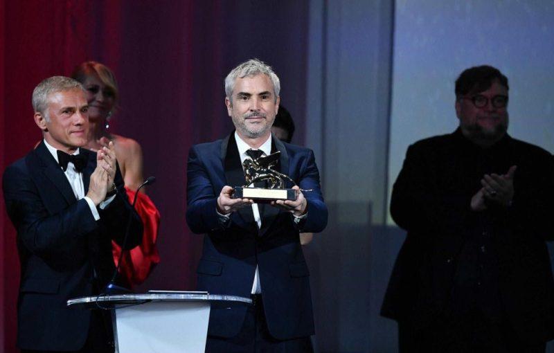 Alfonso Cuarón ganó el León de Oro en el Festival de Cine de Venecia - 2-leon-de-oro-alfonso-cuaron