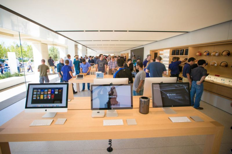 11 datos curiosos de Apple - 3-apple-ventas