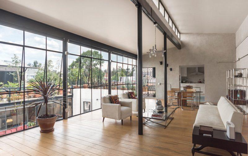 BAAQ' - arquitectura-casa-moderna-interiorismo-sala