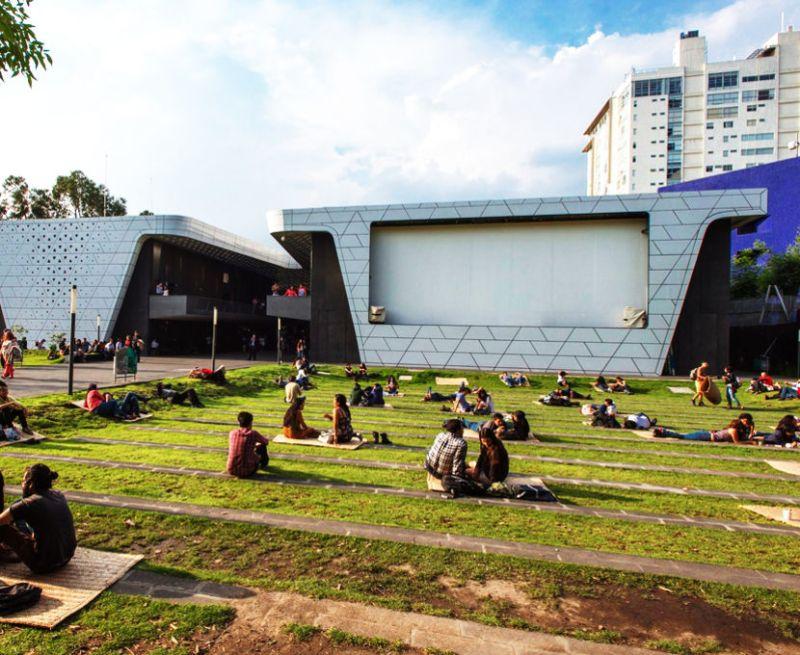 5 lugares alternativos al cine tradicional en la CDMX - cinesalternativos_cinetecanacional