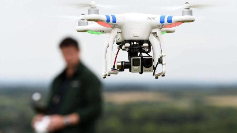 Volar drones sin licencia te podría costar 400 000 pesos - drones-3