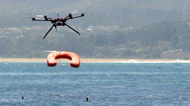 Drones que están cambiando el mundo - drones-emergencia
