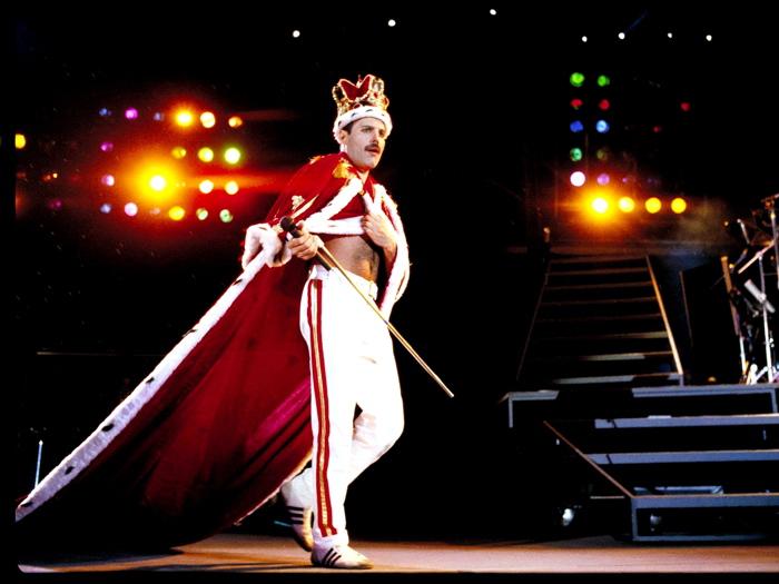 10 cosas que probablemente no sabías sobre Freddie Mercury - freddie-mercury-10