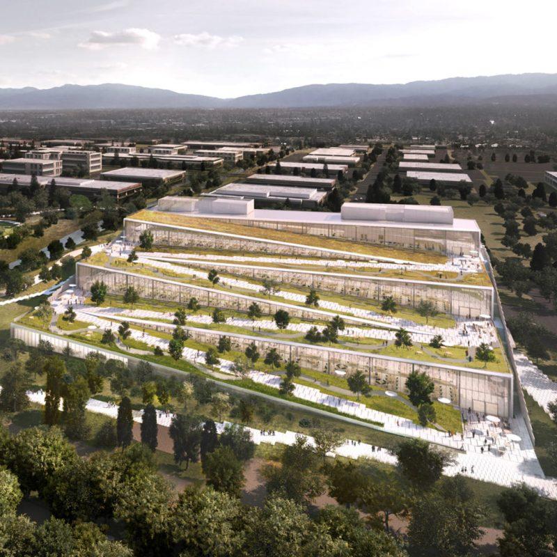 Las innovadoras oficinas de Google en Sunnyvale, California - google-sunnyvale-campus-2