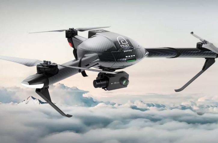 Latvian drones, diseñados para ayudar en incendios - latvian-drones-portada