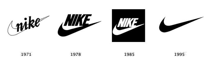 salida de fábrica bebé nuevo lanzamiento Evolución de los logos de las marcas más famosas