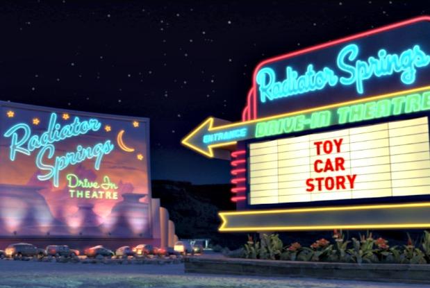 8 personajes de Disney y de Pixar que están escondidos en otras películas - personajes-de-pixar-7