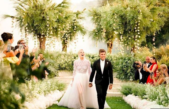 514c90bada01 Todos los detalles de la boda de Chiara Ferragni y Fedez  The Ferragnez
