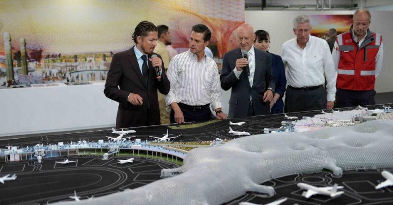 Nuevo aeropuerto de la Ciudad de México: ¿Texcoco o Santa Lucía? - aeropuertocdmx_enriquepencc83anieto