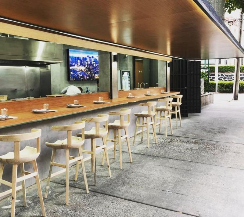 Las 7 mejores barras de sushi en la CDMX - barrasushi_ginzabarra