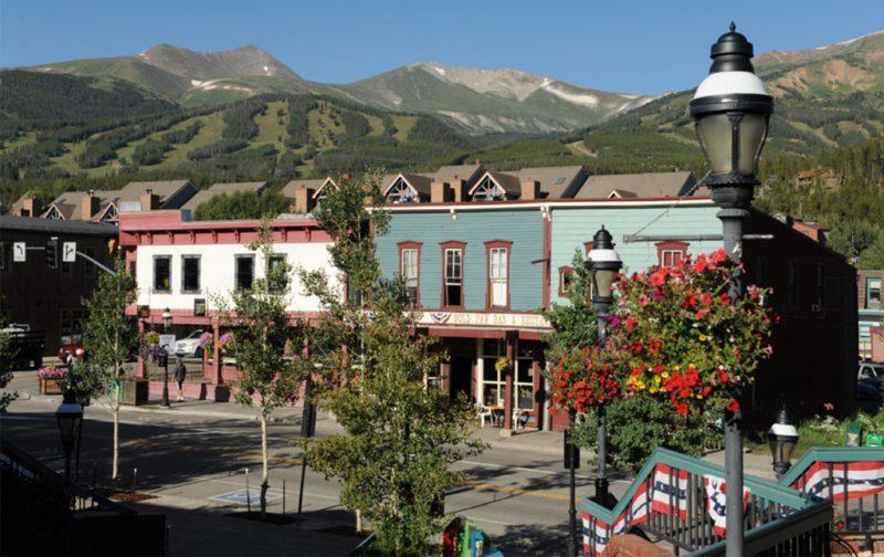 Breckenridge, una aventura más allá del esquí - breckenridge-town-vacaciones