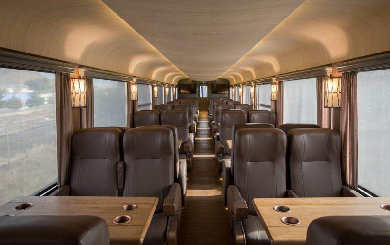 Barrancas del Cobre, ¡todos a bordo del tren Chepe Express! - chepe-tren-mexico-chihuahua-interior