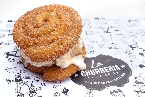Dónde comer los mejores churros en la CDMX - churros_churreria