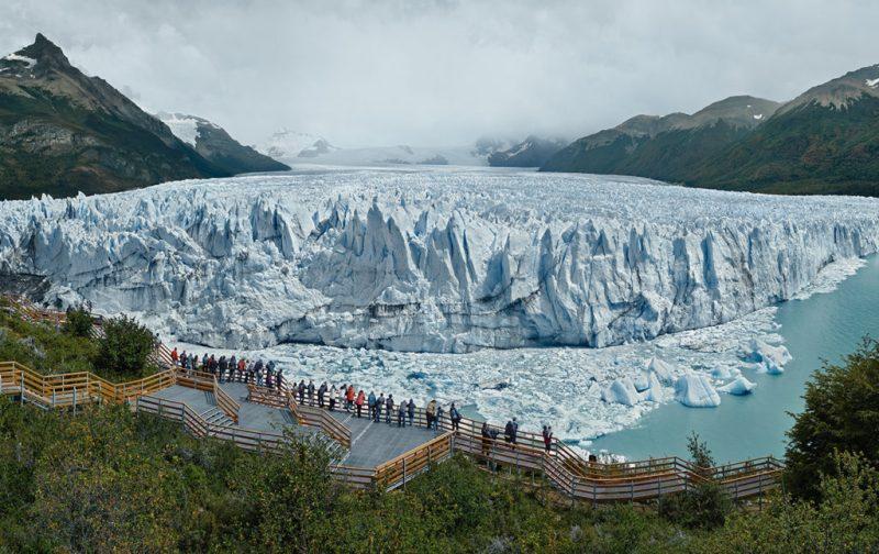 Frank Thiel. el fotógrafo de Berlín - foto-montancc83as-glaciares-frank-thiel