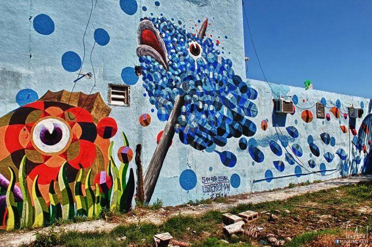 7 artistas mexicanos de grafiti reconocidos mundialmente - grafiti_lesuperdemon