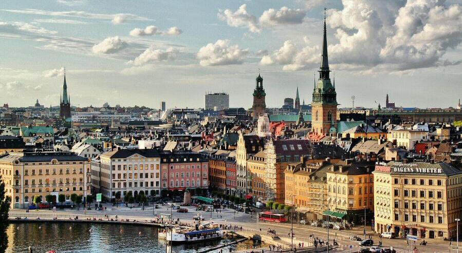 Guía para visitar Estocolmo - Guía para visitar Estocolmo portada