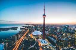 Guía para visitar Toronto - guía toronto portada