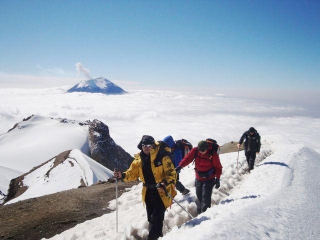 Dónde hacer el mejor hiking en México - hike_izataccihuatl