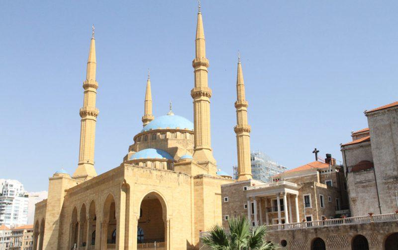 Beirut, el nuevo corazón del Mediterráneo - iglesia-beirut-foto-exterior