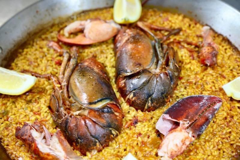 Los mejores lugares para comer paella en la CDMX - paella-candela-romero