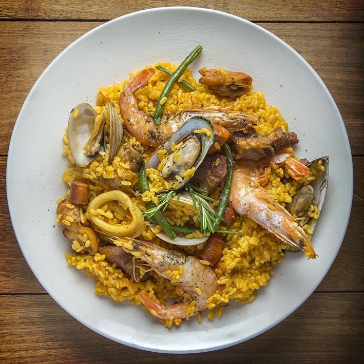 Los mejores lugares para comer paella en la CDMX - paella-la-barranca-valenciana