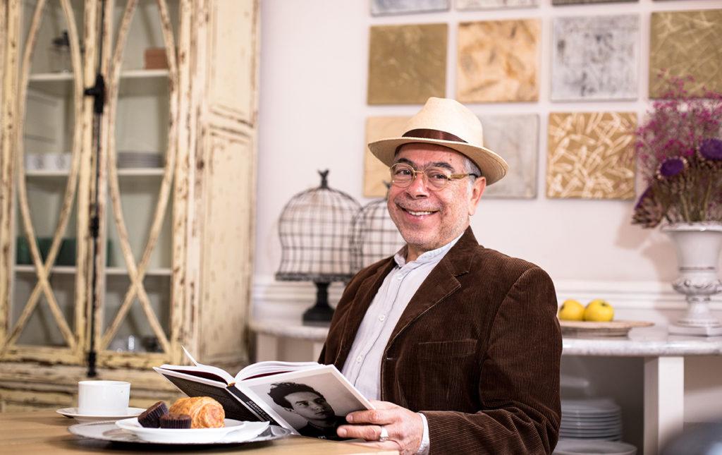 Braulio Peralta, la responsabilidad de ser. - periodista Braulio Peralta libro