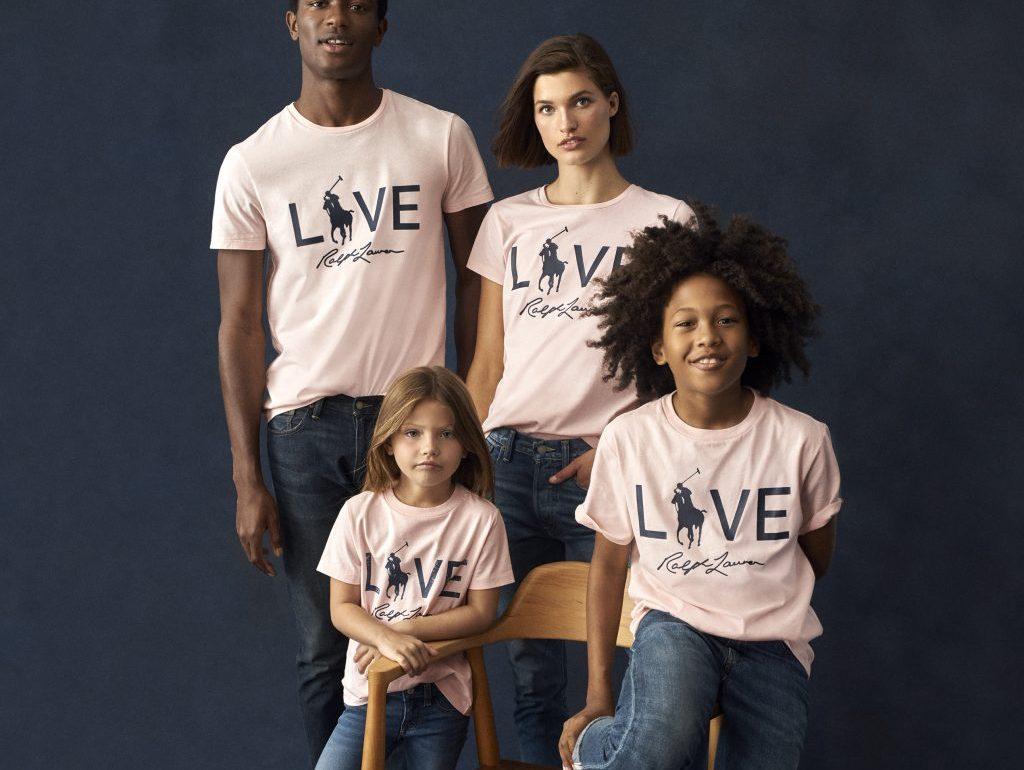 Campañas de lucha contra el cáncer de mama - Ralph Lauren