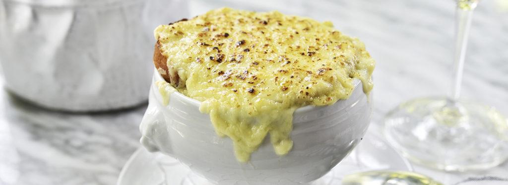 Recomendaciones para el fin de semana del 4 al 7 de octubre - Restaurante Tartare sopa de cebolla PORTADA