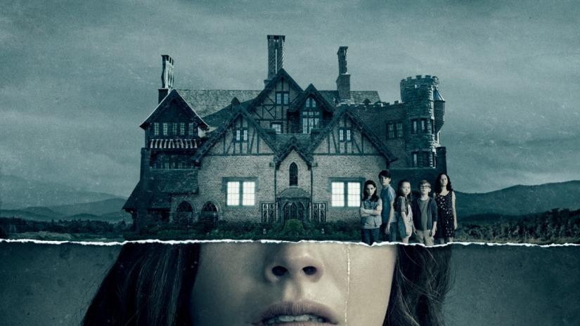 The Haunting of Hill House, la serie perfecta para los amantes del terror - The Haunting of Hill House la serie perfecta para los amantes del terror portada