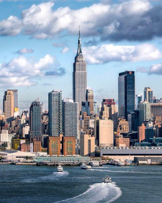 Los destinos más fotografiados del mundo en 2018 - 1-new-york
