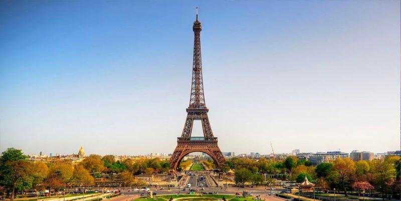 Los destinos más fotografiados del mundo en 2018 - 3-paris