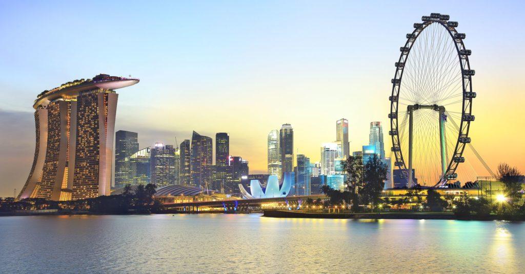 Los destinos más fotografiados del mundo en 2018 - 8. Singapur PORTADA