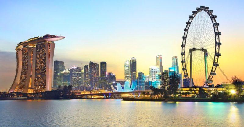 Los destinos más fotografiados del mundo en 2018 - 8-singapur-portada