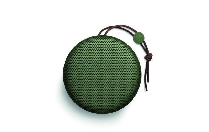 Tech wishlist: los mejores gadgets para viajes - bocina-beoplay-a1-bang-_-olufsen