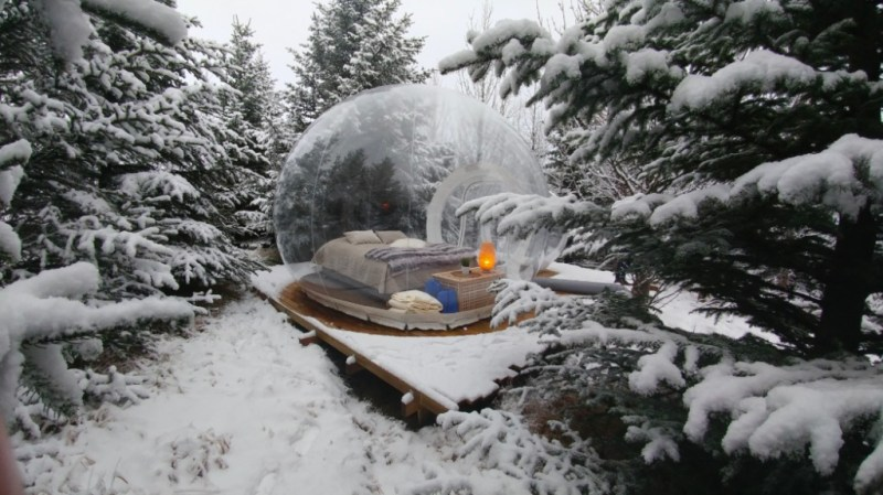 Bubble hotels que tienes que conocer - buuble-islandia