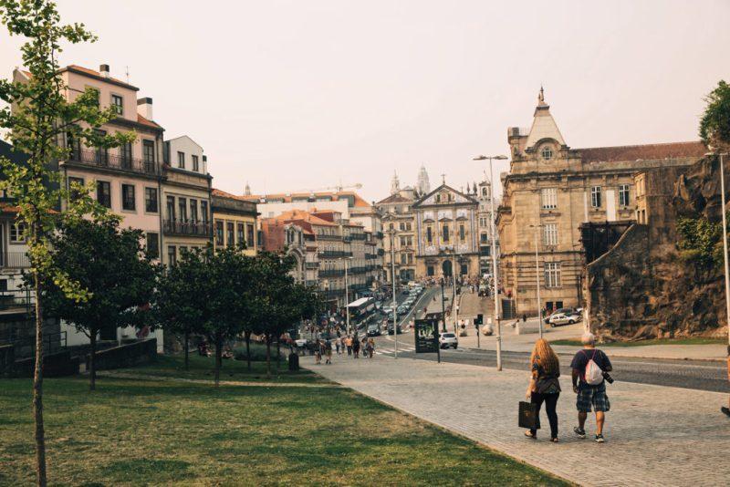 Dos días en Oporto...¿o Porto? - centro-porto