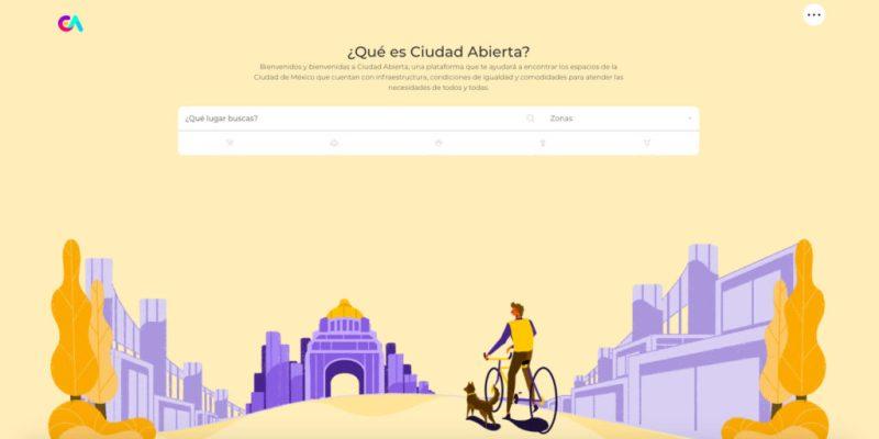 Ciudad Abierta, la primera plataforma de inclusión en la CDMX - ciudad-abierta