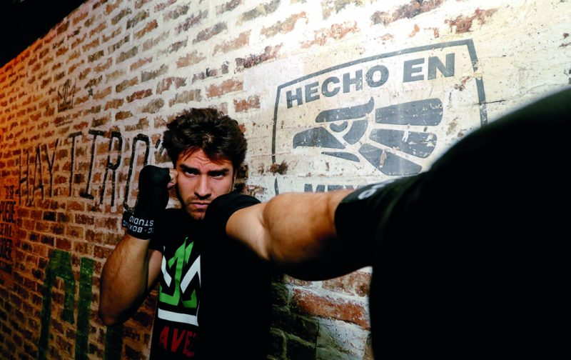 Redefiniendo el poder del box - jc-chavez-boxing-2