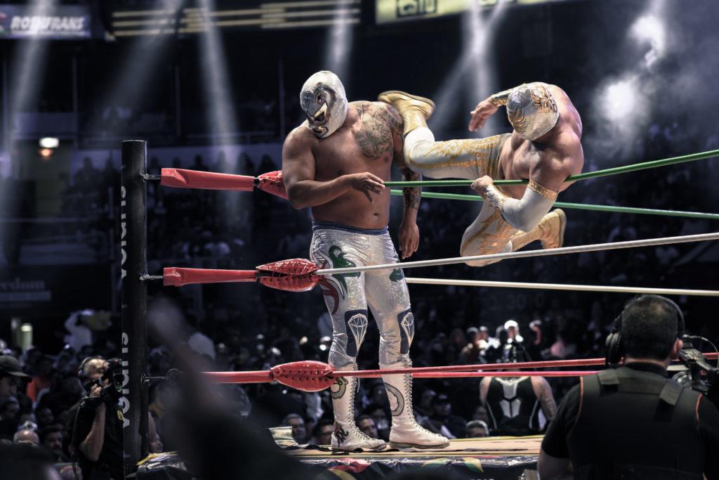 Lucha libre, una tradición mexicana - Lucha Libre PORTADA