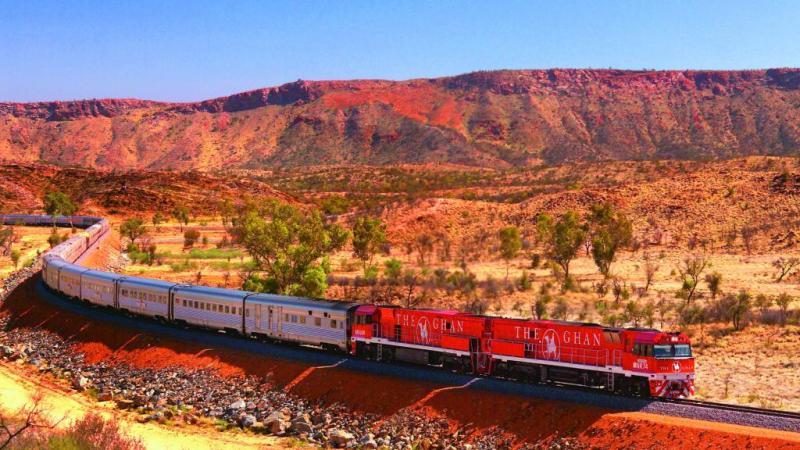 Los viajes en tren más impresionantes del mundo - viajes-en-tren-ghan-4