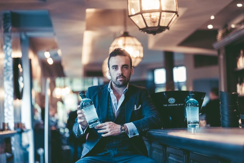 Entrevista a Álvaro Plata, embajador internacional de la ginebra The London No. 1 - AlvaroBar